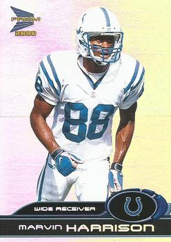 2000 Pacific Prism Prospects #37 Marvin Harrison Front