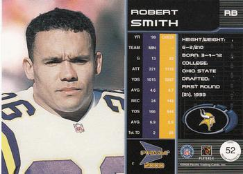 2000 Pacific Prism Prospects #52 Robert Smith Back