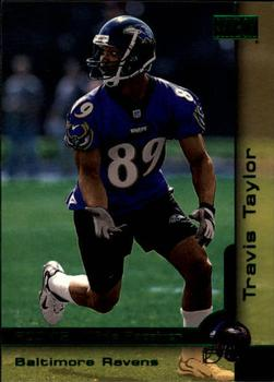 2000 SkyBox #224 Travis Taylor Front