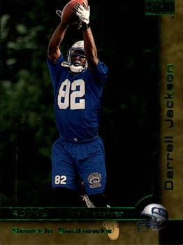 2000 SkyBox #230 Darrell Jackson Front