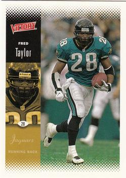 2000 Upper Deck Victory #84 Fred Taylor Front