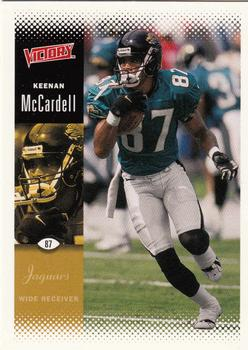 2000 Upper Deck Victory #86 Keenan McCardell Front