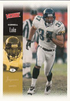 2000 Upper Deck Victory #87 Carnell Lake Front