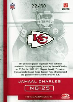 86ff0109 Jamaal Charles Gallery   The Trading Card Database