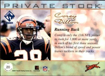 ccd7ec84 Corey Dillon Gallery | The Trading Card Database