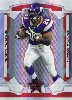 Adrian Peterson Gallery The Trading Card Database