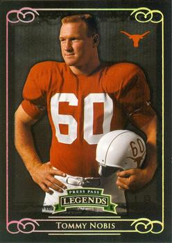 2008 Press Pass Legends - Silver Holofoil #87 Tommy Nobis Front