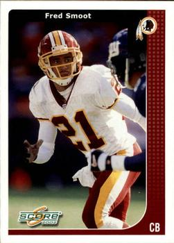 09f60bb6 Fred Smoot Gallery | The Trading Card Database