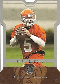 2004 SkyBox LE #35 Jeff Garcia Front