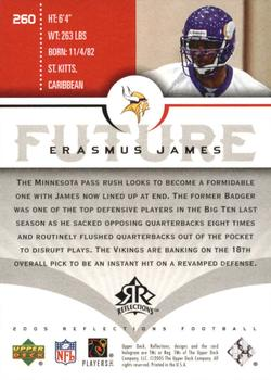 Erasmus James Vikings