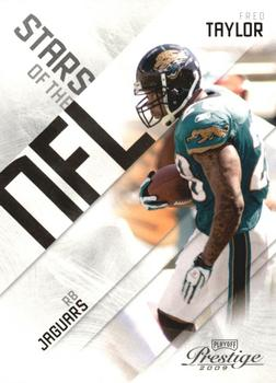 2009 Playoff Prestige - Stars of the NFL #18 Fred Taylor Front