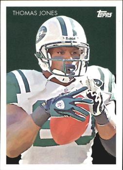 2009 Topps - Chicle #3 Thomas Jones Front