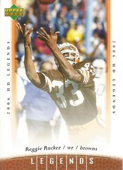 2006 Upper Deck Legends #43 Reggie Rucker Front
