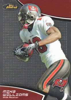 2011 Finest #32 Mike Williams Front