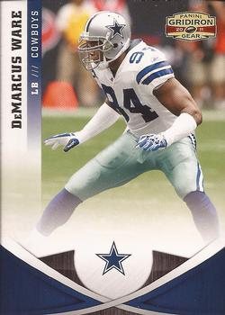 2011 Panini Gridiron Gear #81 DeMarcus Ware Front