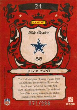 Dez Bryant Gallery The Trading Card Database
