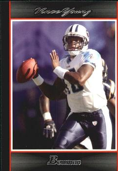 2007 Bowman #24 Vince Young Front