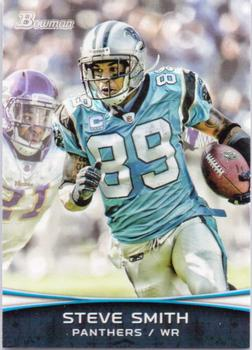 2012 Bowman #84 Steve Smith Front