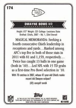 Dwayne Bowe Rainbow