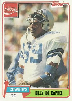 Billy Joe Dupree Dallas Cowboys