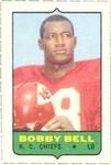 1969 Topps - Four-in-One Singles #NNO Bobby Bell Front