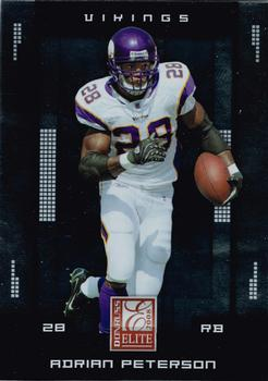 2008 Donruss Elite #56 Adrian Peterson Front