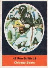 1972 Sunoco Stamps #94 Ron Smith Front