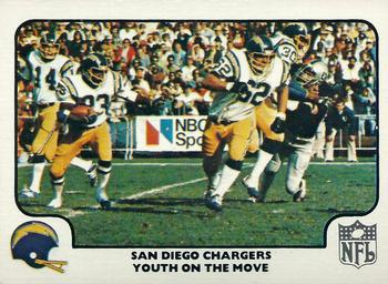 San Diego Chargers Gallery 1977 The Trading Card Database
