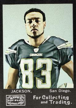 2008 Topps Mayo #237 Vincent Jackson Front