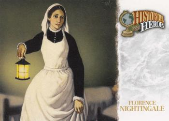 2009 Upper Deck Heroes #464 Florence Nightingale Front