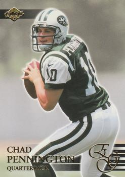 2000 Collector's Edge EG #168 Chad Pennington Front