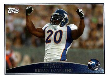 2009 Topps #30 Brian Dawkins Front