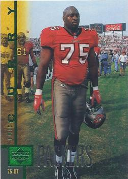 1998 Upper Deck ShopKo Green Bay Packers II #44 Eric Curry Front