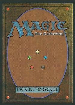 1994 Magic the Gathering Fallen Empires #NNO Basal Thrull Back