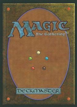 1994 Magic the Gathering Fallen Empires #NNO Breeding Pit Back
