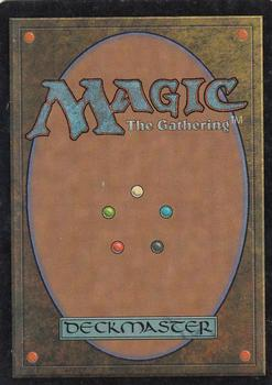 1998 Magic the Gathering Portal Second Age #NNO Archangel Back