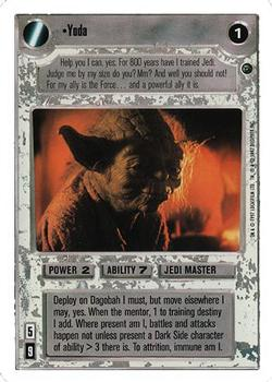 Yoda Gallery | The Trading Card Database