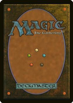 2012 Magic the Gathering Return to Ravnica Portuguese #86 Zelote das Cinzas Back
