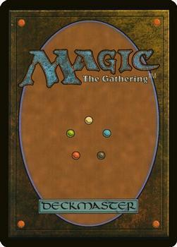 2012 Magic the Gathering Avacyn Restored French #7 Frappe de bannissement Back