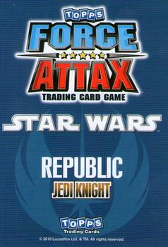 Anakin skywalker #178 Jedi Knight FORCE ATTAX 2