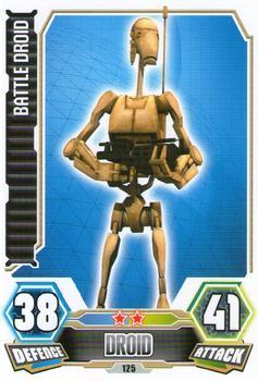 Force Attax Serie 3 Battle Droid 513 #128