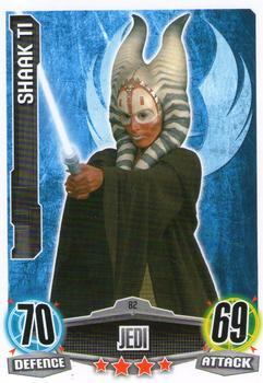 Shaak ti #200 star-Force Attax série 2