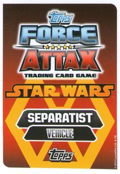 Force Attax Movie Cards 3 37-Quartier Général-Frégate-Véhicule-L/' alliance