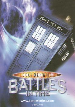 Doctor Who Battles In Time Exterminator #121 Ghosts