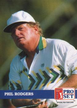 1992 Pro Set Pga Tour Golf Gallery The Trading Card Database