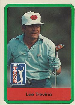 1982 Donruss #23 Lee Trevino Front
