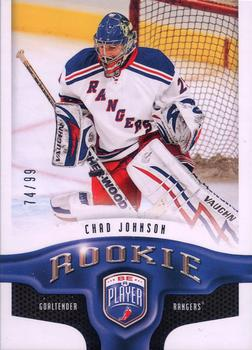 2009-10 Upper Deck Be A Player #296 Chad Johnson Front