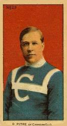 1910-11 Imperial Tobacco C56 #23 Didier Pitrie Front