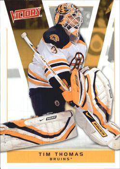 2010-11 Upper Deck Victory #16 Tim Thomas Front