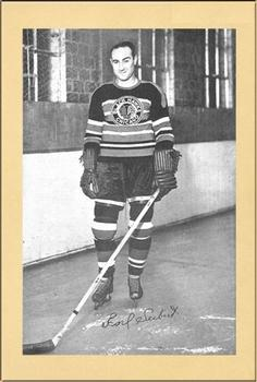 1934-43 Bee Hive Hockey Photos (Group 1) #NNO Earl Seibert Front
